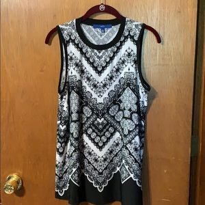 Apt. 9 tank top size small